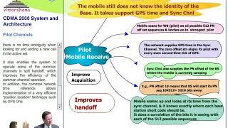 W 2.10 CDMA 2000 -- Pilot Channel and Sync Channel (3G CDMA)