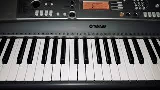 Oru Naalum Unnai Maravaadha || #Keyboard notes# || Bigil Piano