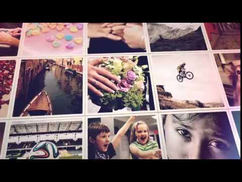 Revolve photos slideshow - Download free after effect projects and