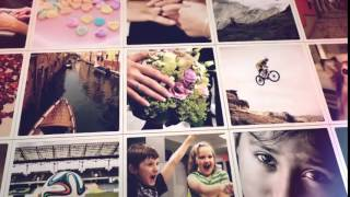 Revolve photos slideshow - Download free after effect projects and templates