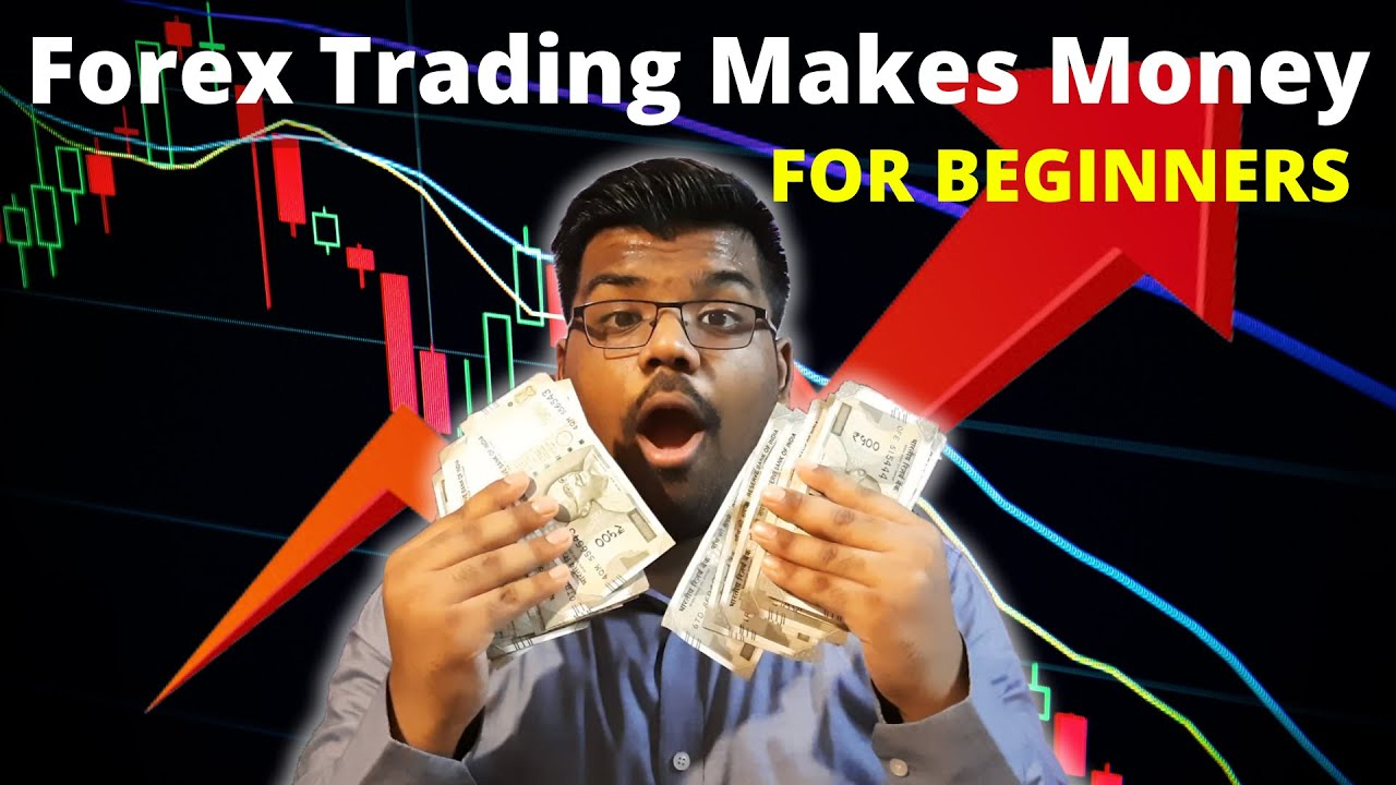 Make Money With Forex Trading (Basics For Beginners)