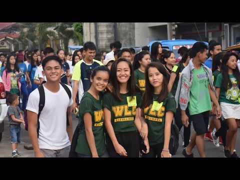 ANCOP Global Walk 2017 in Ormoc City