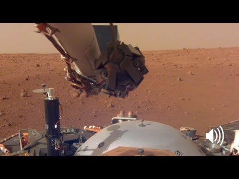 Listen To Martian Wind Through NASA Insight Lander's Sensors
