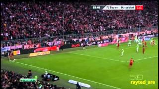 Fabian Giefer vs Bayern Munich (9.03.13)