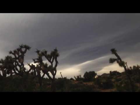 Ufo Sighting in Black Rock : Yucca Valley