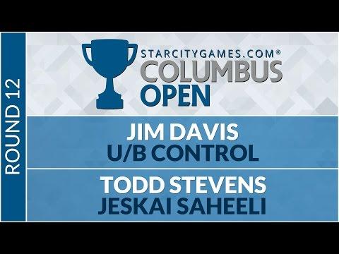 SCGCOL - Round 12 - Jim Davis vs Todd Stevens (Standard)