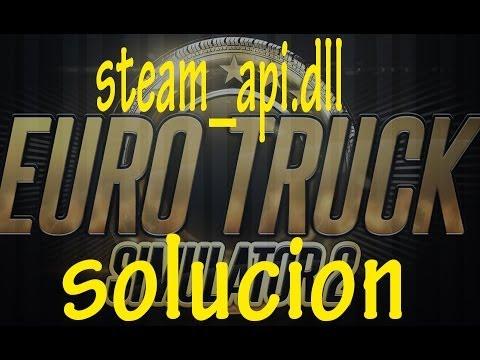 Solucion | error falta archivo steam_api.dll | varios juegos |