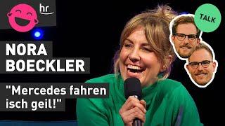 Nora Boeckler fährt ohne Führerschein mit dem Fahrrad