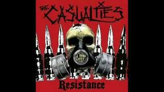 The Casualties - Behind Barbed Wires