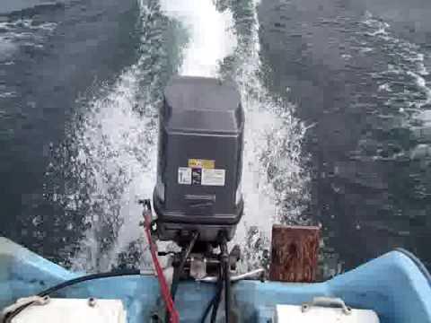 yanmar diesel outboard.flv