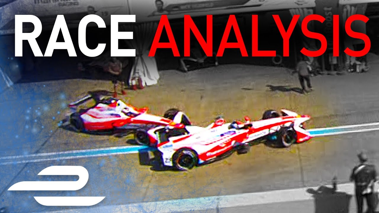Pit Stop Disaster Examined Berlin Ysed Formula E