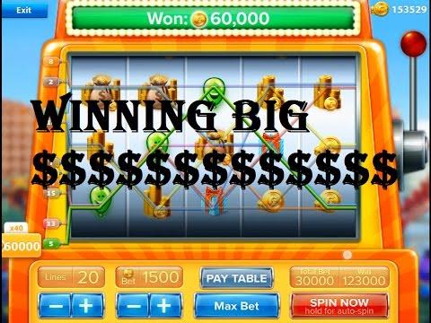 Rollercoaster Tycoon 4 Mobile - Winning BIG in slots!