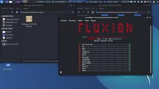 Fluxion en Kali Linux 2020.1