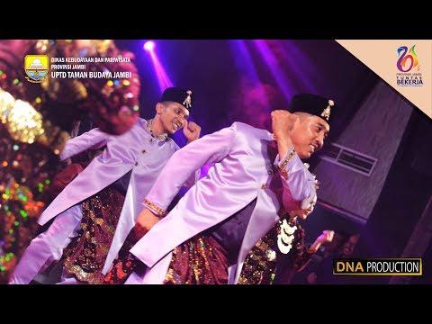 Zapin Tim Kesenian   Apresiasi Seni Melayu Jambi 2018