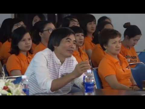 Talkshow Tăng tốc thay đổi để thành công TS Lê Thẩm Dương