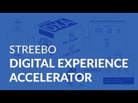 Streebo Digital Experience Accelerator Demo