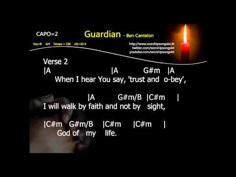 Guardian - Ben Cantelon Karaoke demo