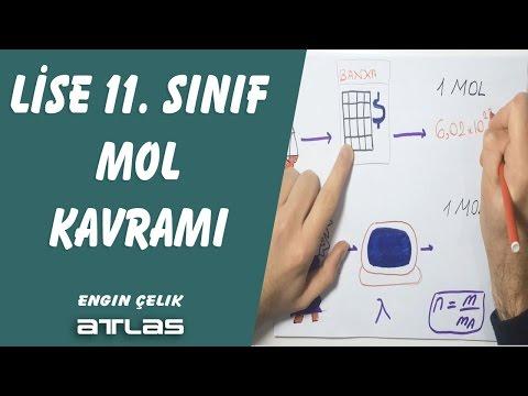 Mol Kavramı 11. Sınıf Kimya lys Kimya