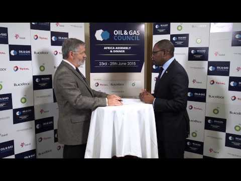 2015 Africa Assembly: Gabriel Obiang Lima, Minister Of Mines, Industry & Energy, Equatorial Guinea