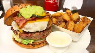 The best burger in barcelona !!!!