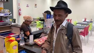 TIRINGA TOMANDO CAFÉ NO AEROPORTO 😂