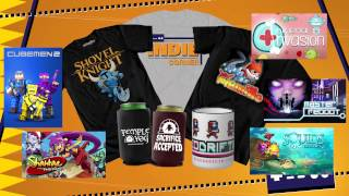 Win Over $100 in Games & Swag! Indie Corner 1 Year Anniversary