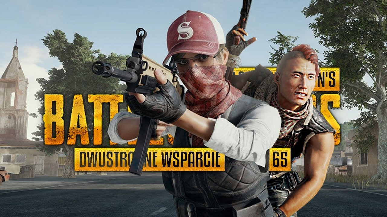 Playerunknown's Battlegrounds (PL) #65 – Dwustronne wsparcie (Gameplay PL / Zagrajmy w)