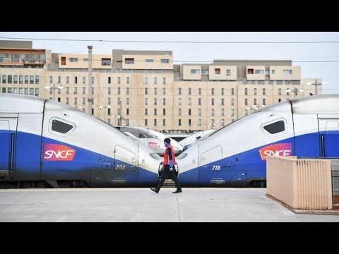 فرنسا: شركة السكك الحديدية خسرت 100 مليون يورو منذ بداية الإضراب  - 16:23-2018 / 4 / 9
