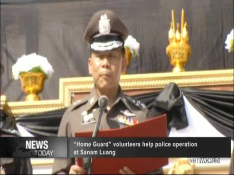 NCPO happy with safety measures implemented at SanamLuang