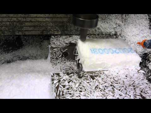 CNC Milling at Quadrant Equipment, Tiptree, Essex