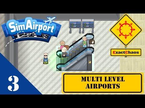 Sim Airport Season 4 -  #3 Underground Baggage Handling
