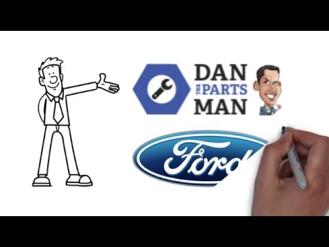 dan the parts man - ford oem parts - youtube