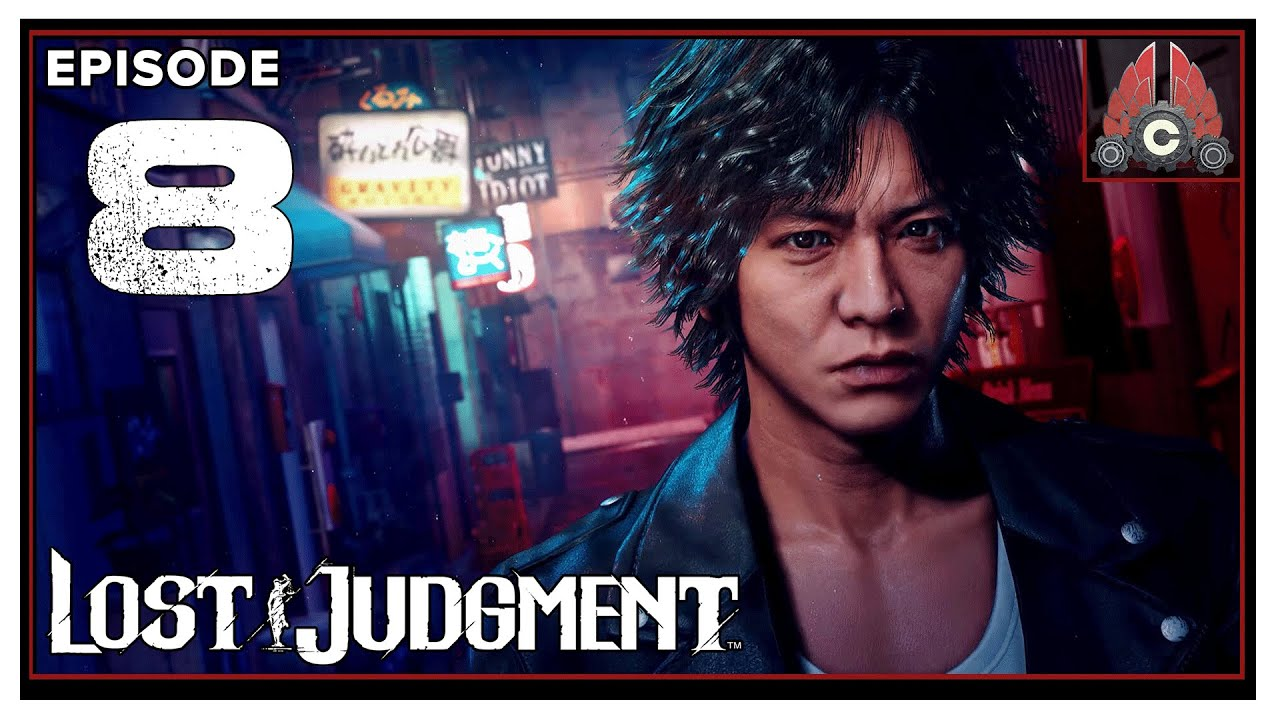 CohhCarnage Plays Lost Judgment (Thanks Ryu Ga Gotoku For The Key) - Episode 8