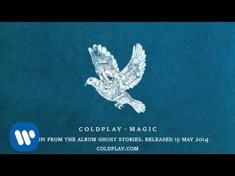 Coldplay  Magic  Audio