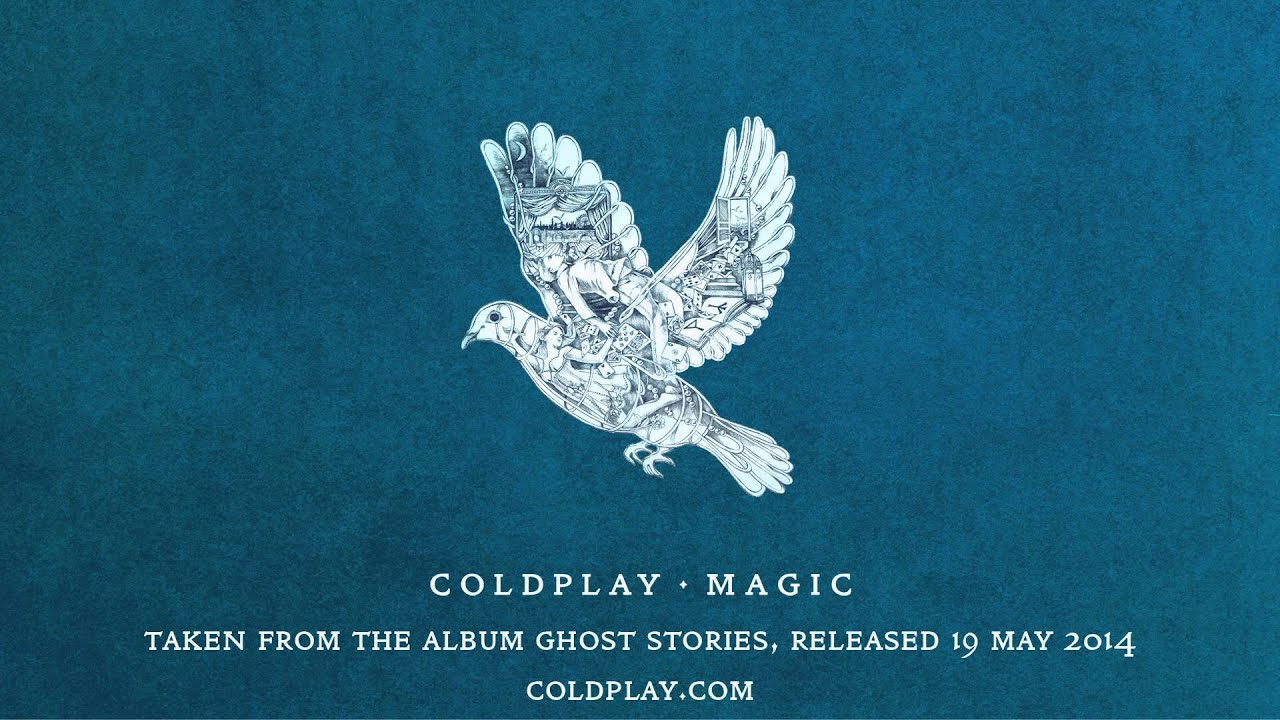 Coldplay Magic Official Audio Youtube