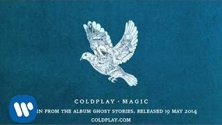 Coldplay - Magic ( Audio)