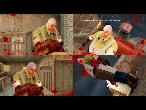 Mr. Meat Version 1.9.2 Jumpscares | V+ Games