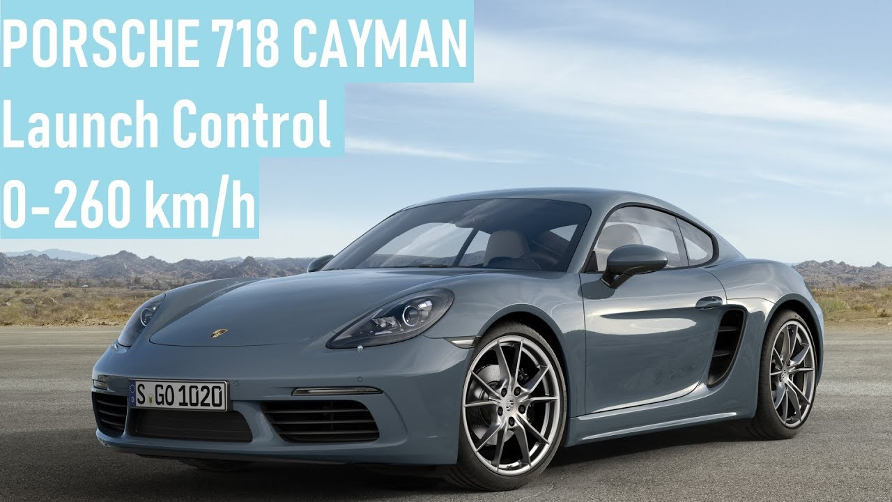 porsche 718 cayman km 0