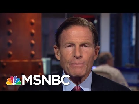 Sen. Blumenthal: Manafort Guilty Plea Would Affirm Mueller Probe | The Beat With Ari Melber | MSNBC