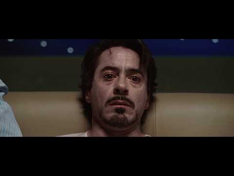 Tony Stark sad scenes