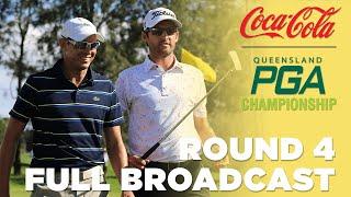 Round 4 Full Broadcast | 2020 Coca-Cola QLD PGA Championship