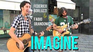 Imagine - live in Aosta - Federico Borluzzi & Fabio Grandonico