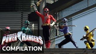 Power Rangers en Français | Travail d'équipe! thumbnail