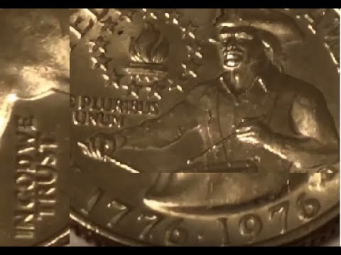 1976 Bicentennial Quarter Review and Value