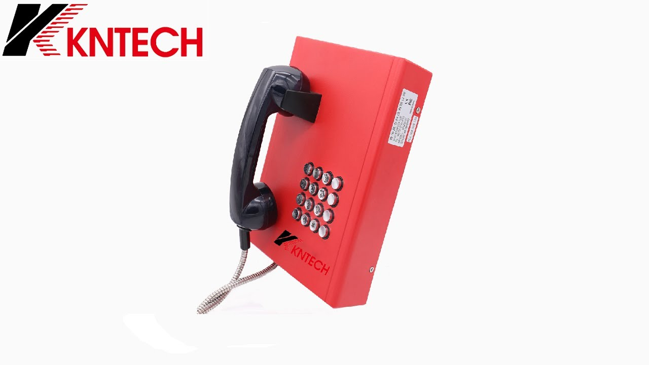 Prison Telephone | KNTECH