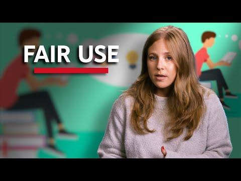 Fair Use - Copyright on YouTube