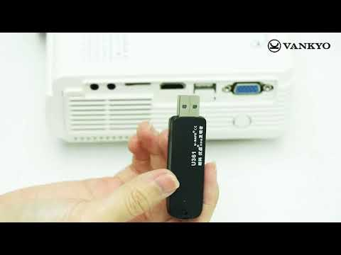 Vankyo Leisure 3 Mini Projector Unboxing And Setup