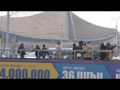 Yerevan, 15.01.19, Tu, Video-2, Minchev Khanjyan.