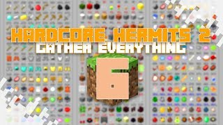 HARDCORE HERMITS 2 (Feat. Rendog and Iskall) - EP06 - Gold! (Minecraft Video)
