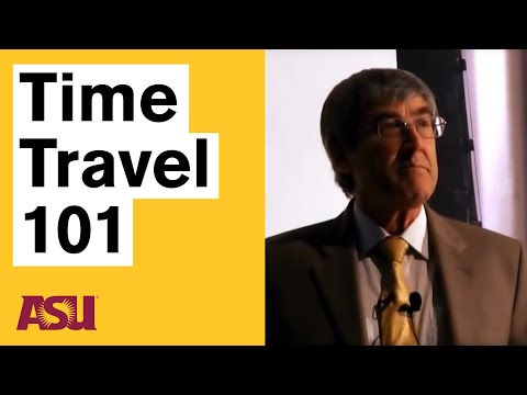 Paul Davies on time travel: Can it really be done?